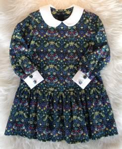 Barnigjen symønster kjole og tunika Charlotte